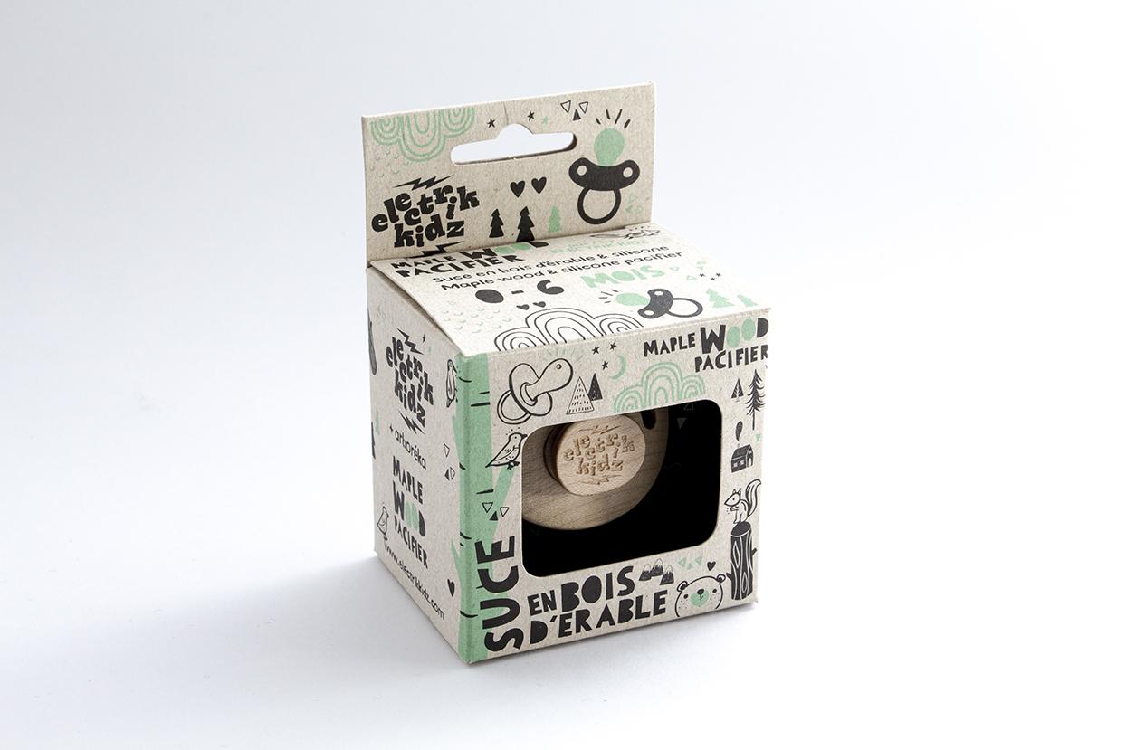 Boîte de suce Electrik Kid