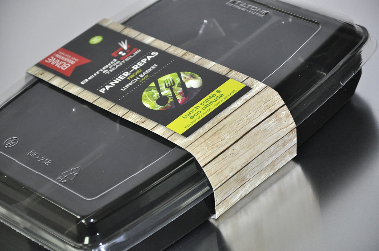 Emballage Bernard & Fils traiteur