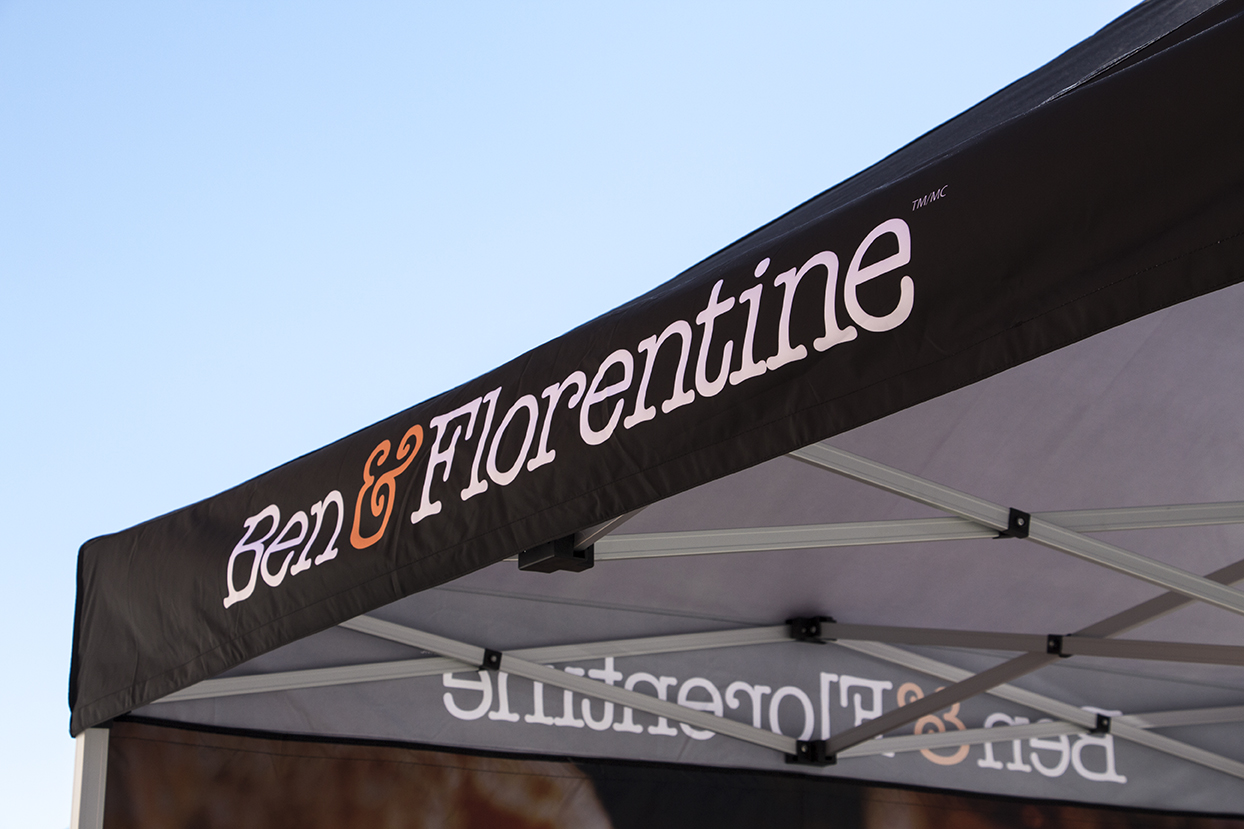 Kiosque Ben&Florentine