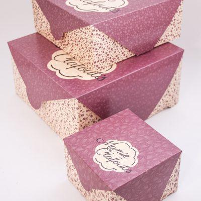 boîtes Mamie Clafoutis