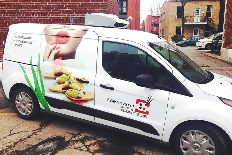 camion Bernard & Fils