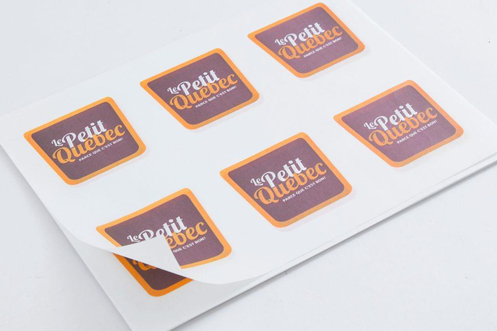 Papier cire wax Le Petit Québec
