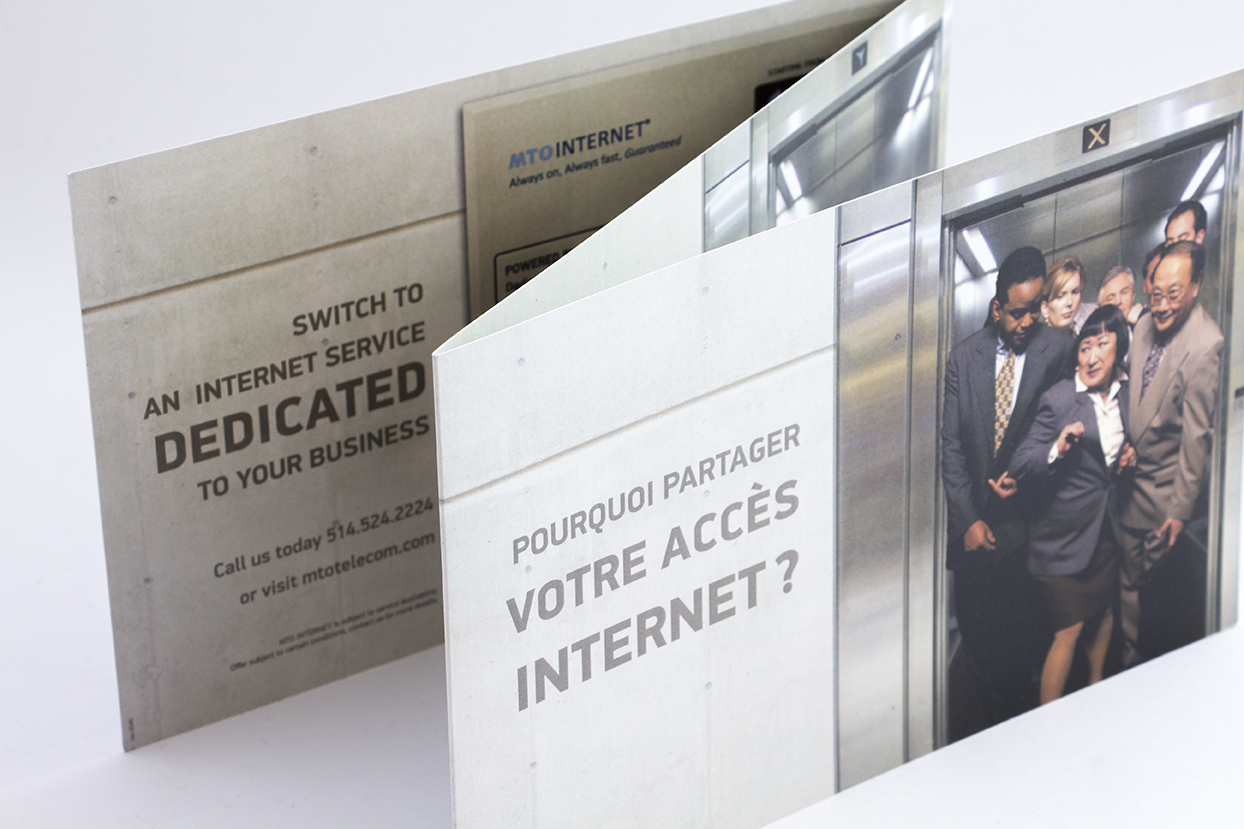 Dépliant MTO Internet