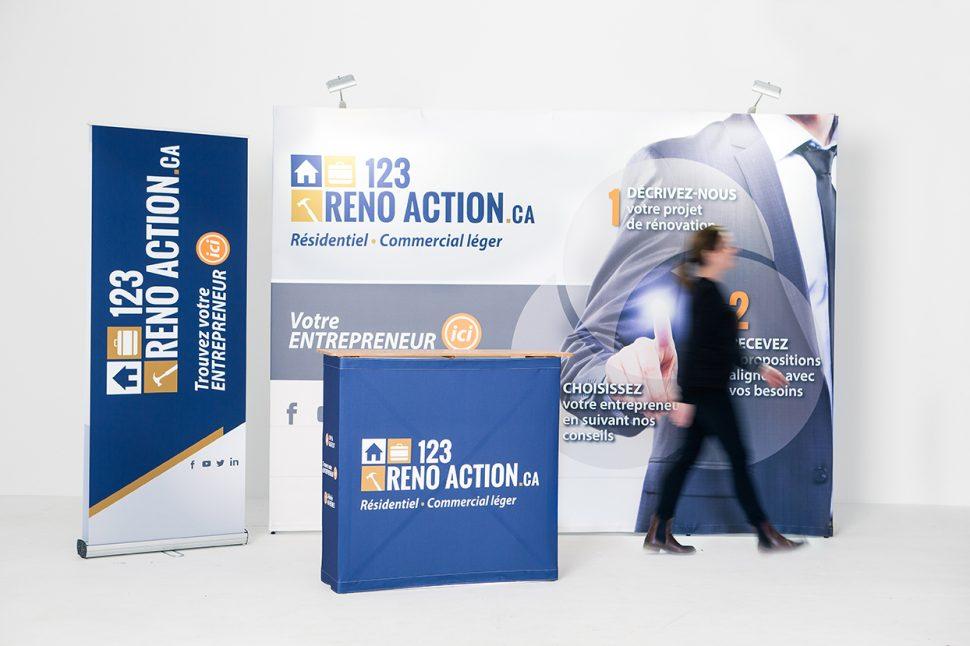 Kiosque 123 Réno Action